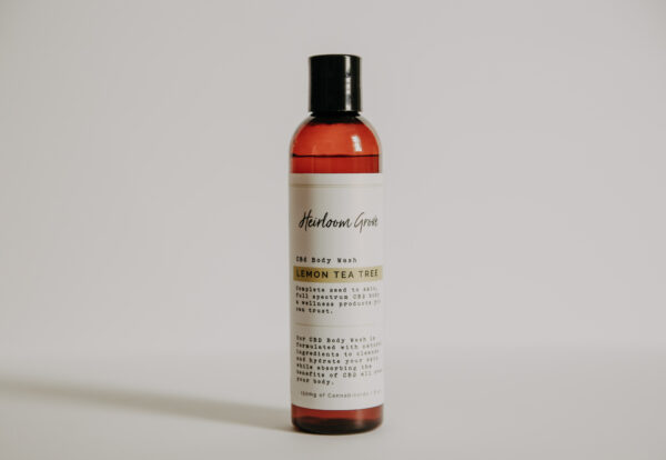 Heirloom Grove CBD Body Lotion
