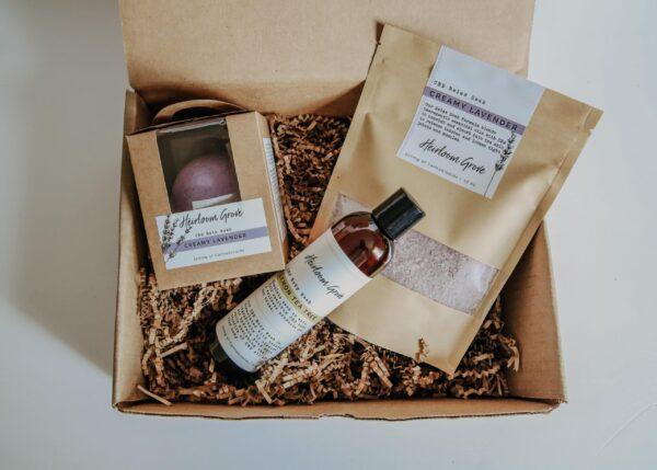 Heirloom Grove Bath Gift Set