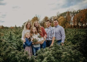 Heirloom Grove's Story - Jaime Klumpp - Seed to Skin CBD Products